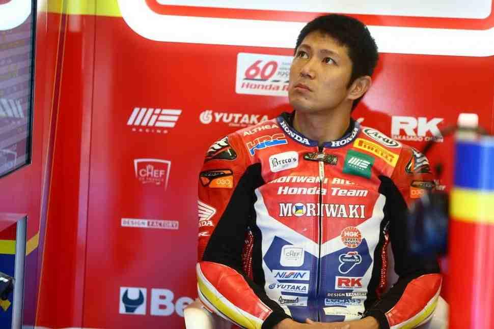 ��� �� ���� � ����� �������� ���������� � ������������ ������� Honda � World Superbike?