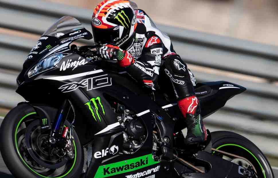 Kawasaki Racing Team ������ ���������� �� ������ WSBK � ��������: ������ � ��������� �� 100%