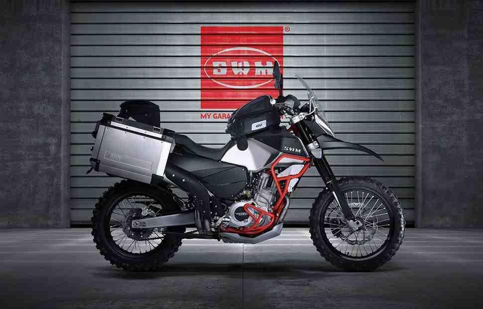 Новый игрок на российском моторынке - SWM Motorcycles
