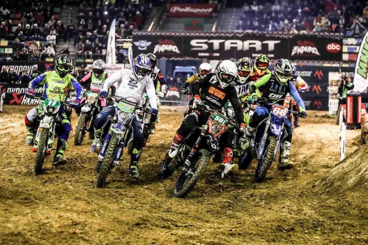 Чемпионат мира FIM Super Enduro 2021 года откладывается из-за локдауна в Европе