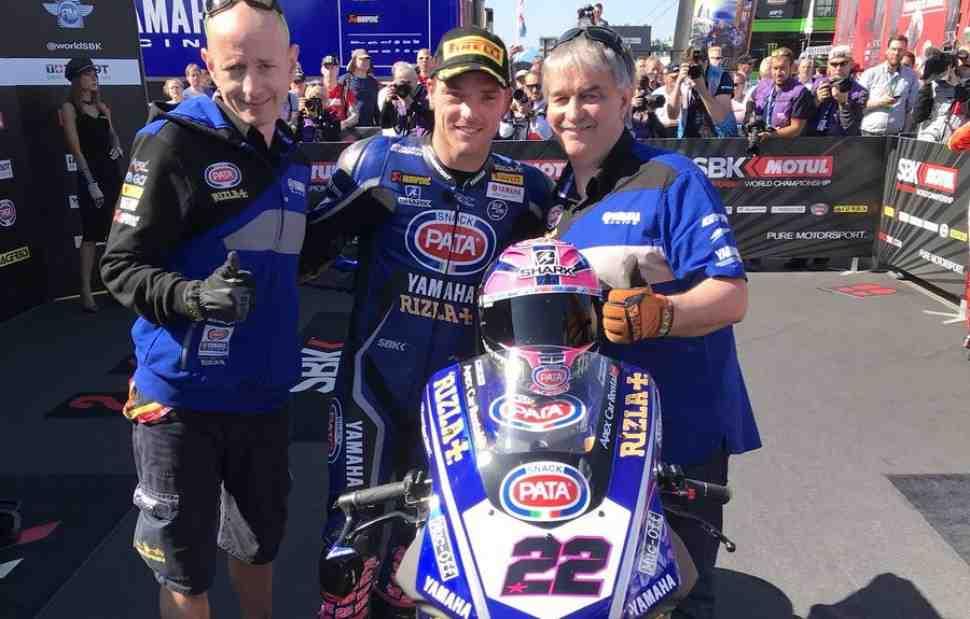 WorldSBK: Алекс Лоус оформил первый Superpole в своей карьере на TT Circuit Assen
