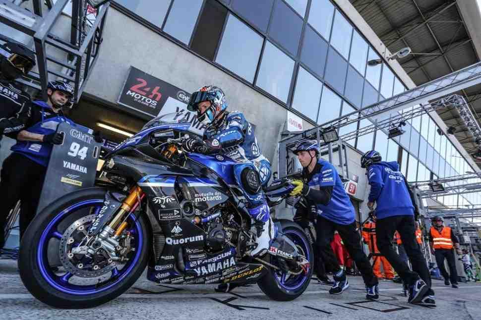 EWC - 24 heures Motos: четверть гонки пройдена