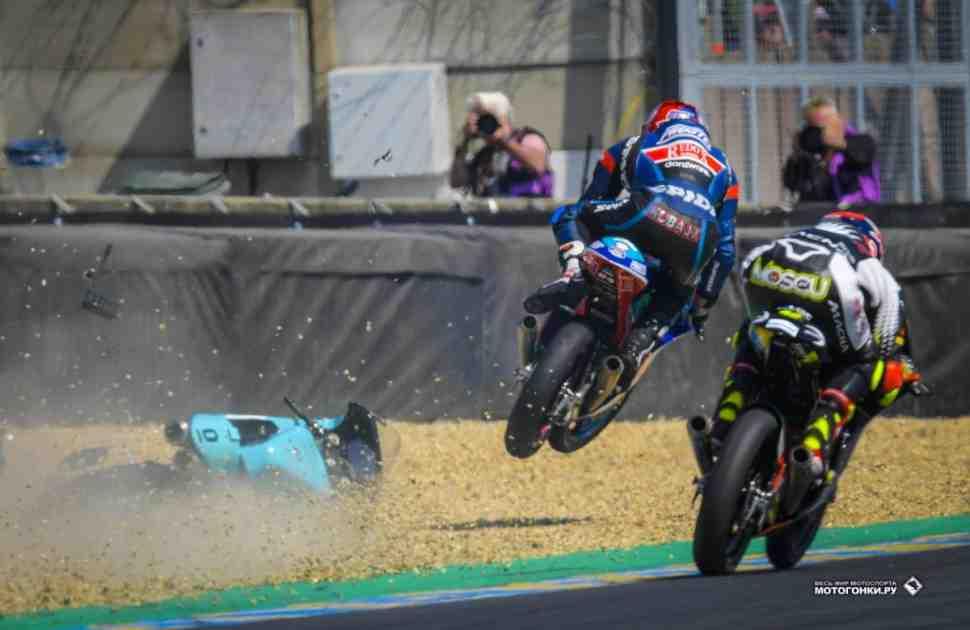 Moto3: Мотокросс в Мото Гран-При и другие события Гран-При Франции - фото и видео
