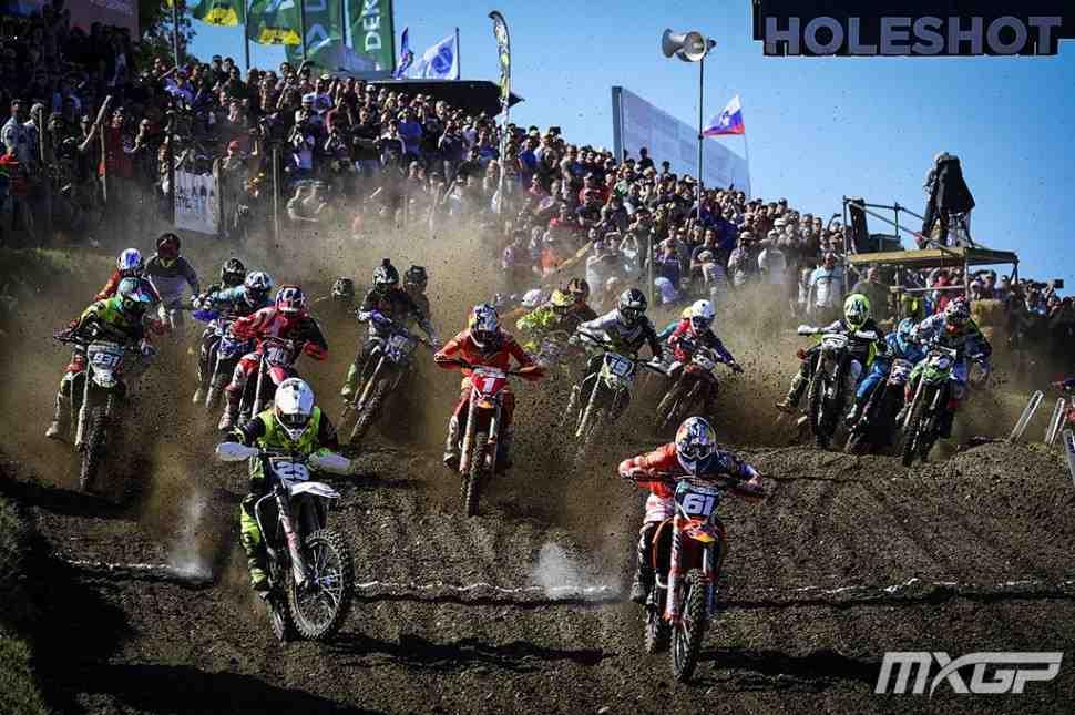 Motocross: видео Гран-При Германии MXGP 2018, Тойченталь