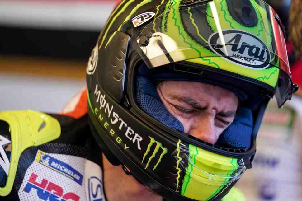 MotoGP: Кратчлоу - Когда заявил, что буду стартовать, они чуть с ума не посходили