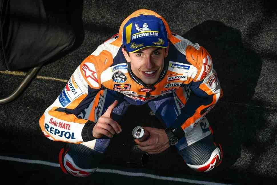 MotoGP: Стратегия, расчет и спокойствие - вот весь секрет Маркеса