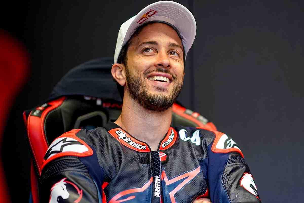 Aprilia Racing и Андреа Довициозо объявили о сотрудничестве в MotoGP до конца года