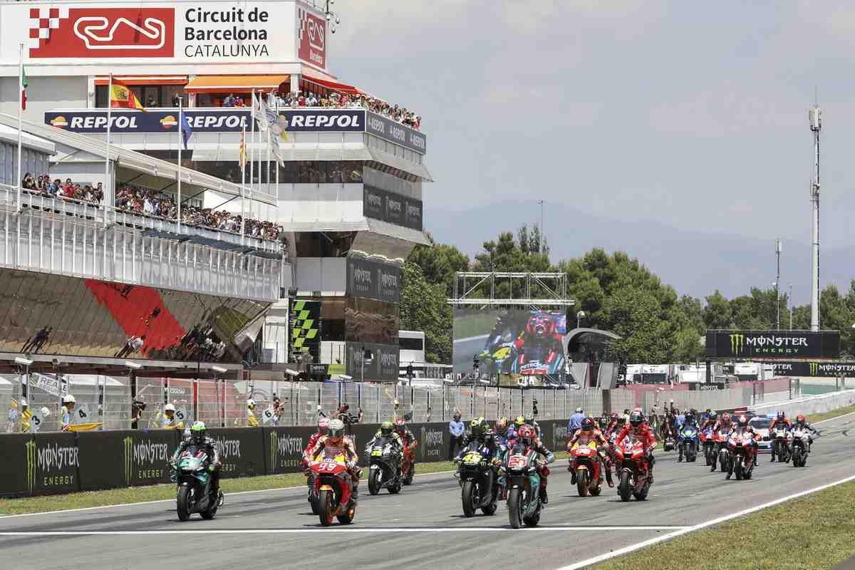 Гран-При Каталонии по MotoGP пройдет со зрителями в 2021 году