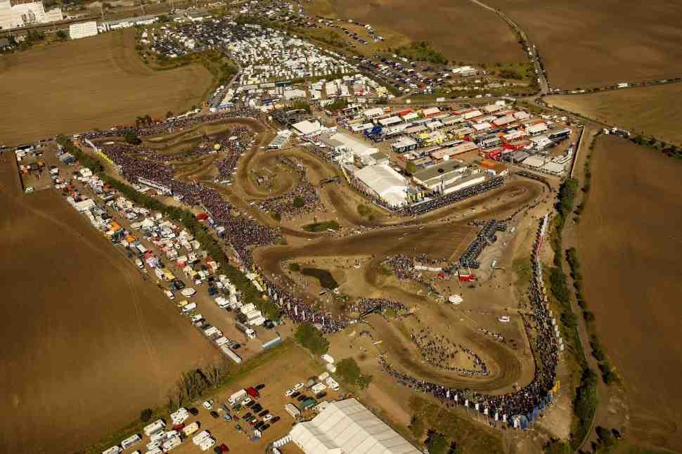 Мотокросс MXGP: расписание и онлайн хронометраж Гран-При Германии 2019