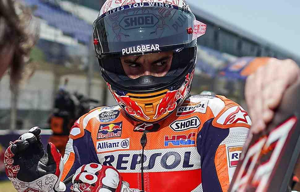 MotoGP: В сеть утекли рентгеновские снимки травмы Марка Маркеса на SpanishGP
