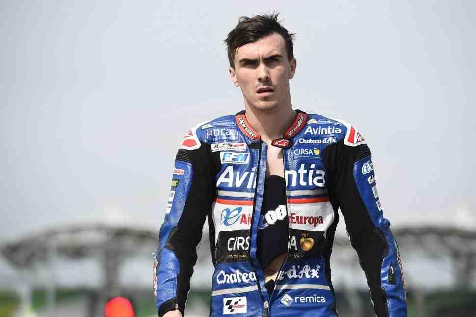 Лорис Баз возвращается в MotoGP: KTM Factory Racing заменит им Пола Эспаргаро в Сильверстоуне