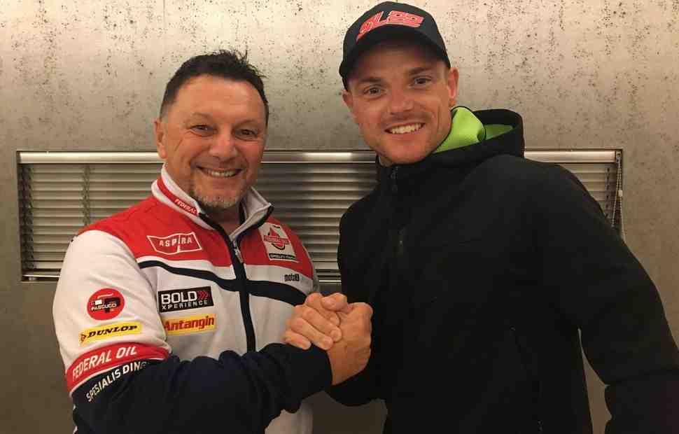 Сэм Лоус возвращается в Gresini Racing Moto2