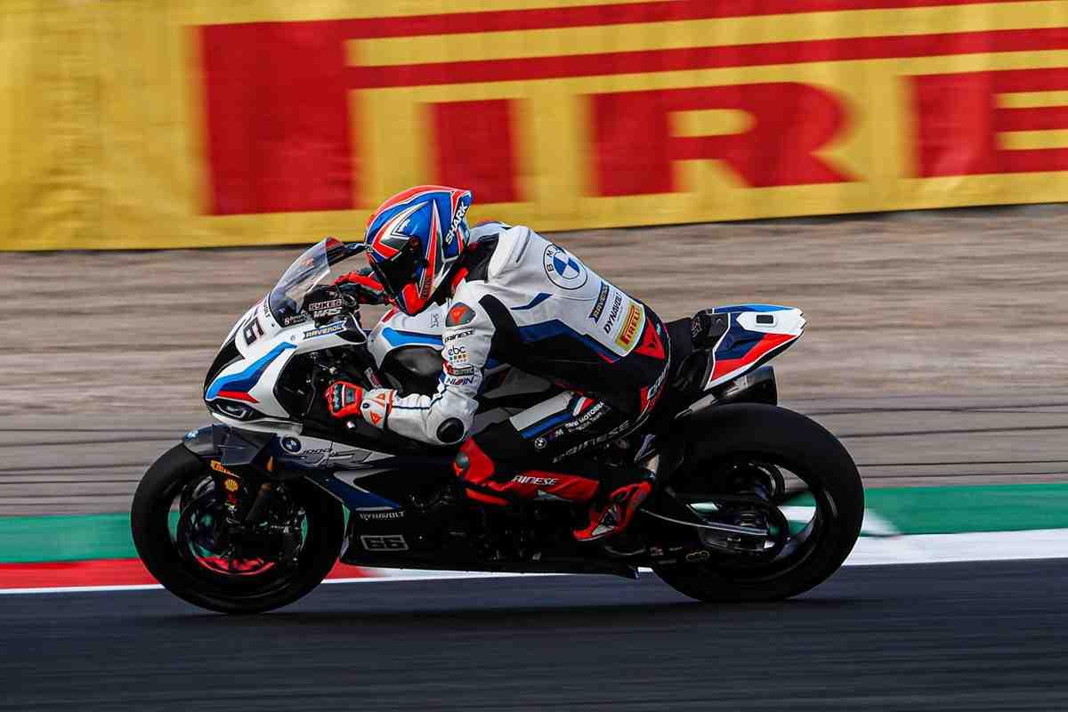 BMW, Yamaha, Ducati � Kawasaki �������� ������ �� �������� ����� �� Superpole NavarraWorldSBK