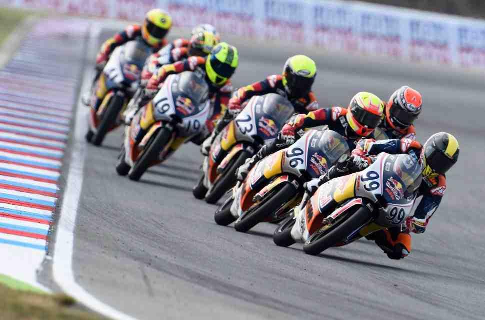 FIM фактически уравняла статусы Red Bull MotoGP Rookies Cup и CEV Moto3