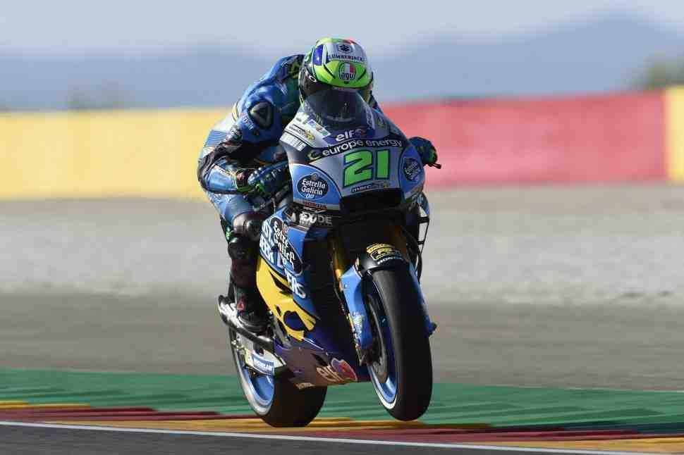MotoGP: Морбиделли следует по пути Жоана Зарко?