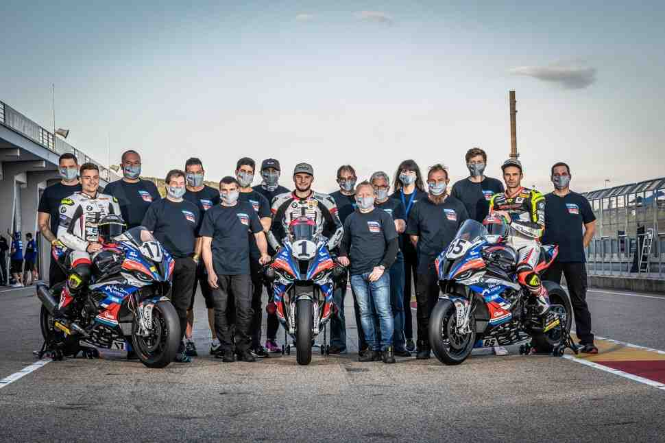 ���� ��������� �� ���� �� ����� World Endurance ���� ������ ������ � IDM Superbike