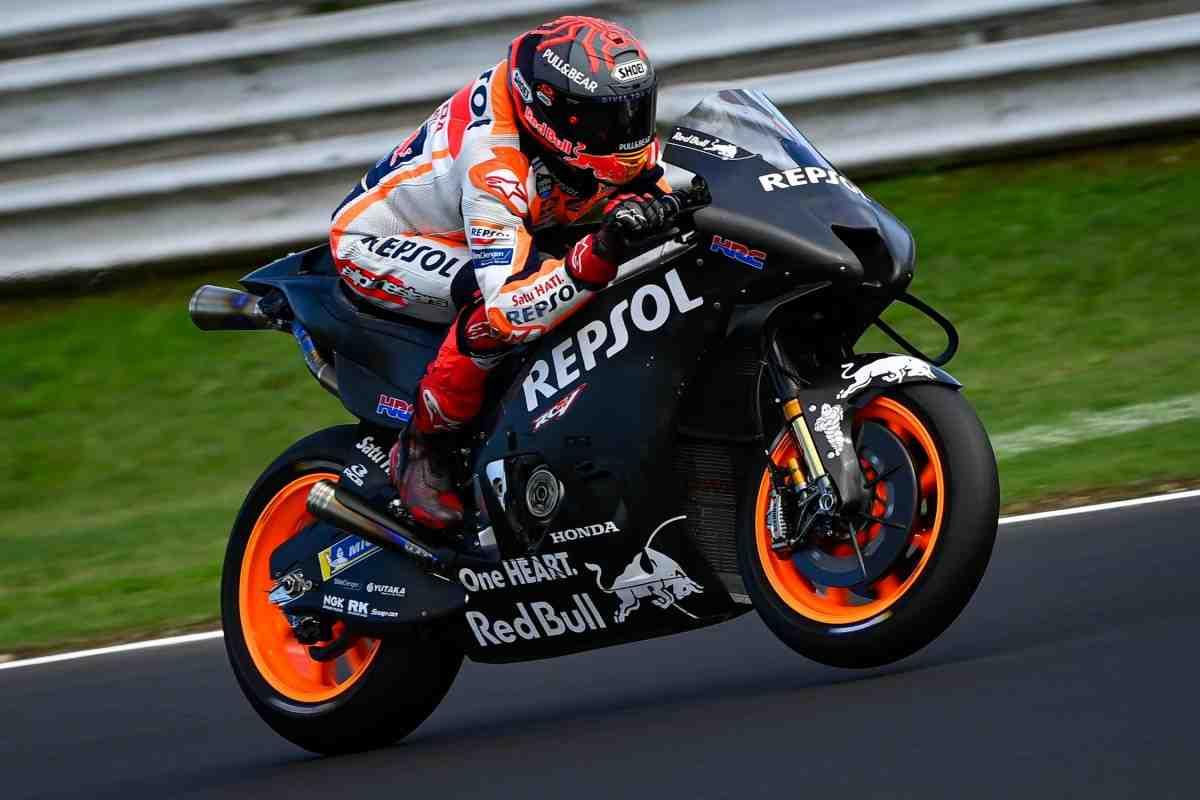 MotoGP: Марк Маркес - концепция Honda RC213 2022 года принципиально иная