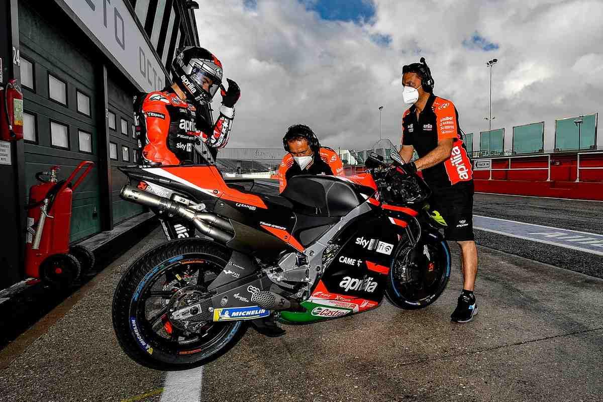 MotoGP: Маверик Виньялес - о прошедших гонках с Aprilia и важных тестах в Мизано