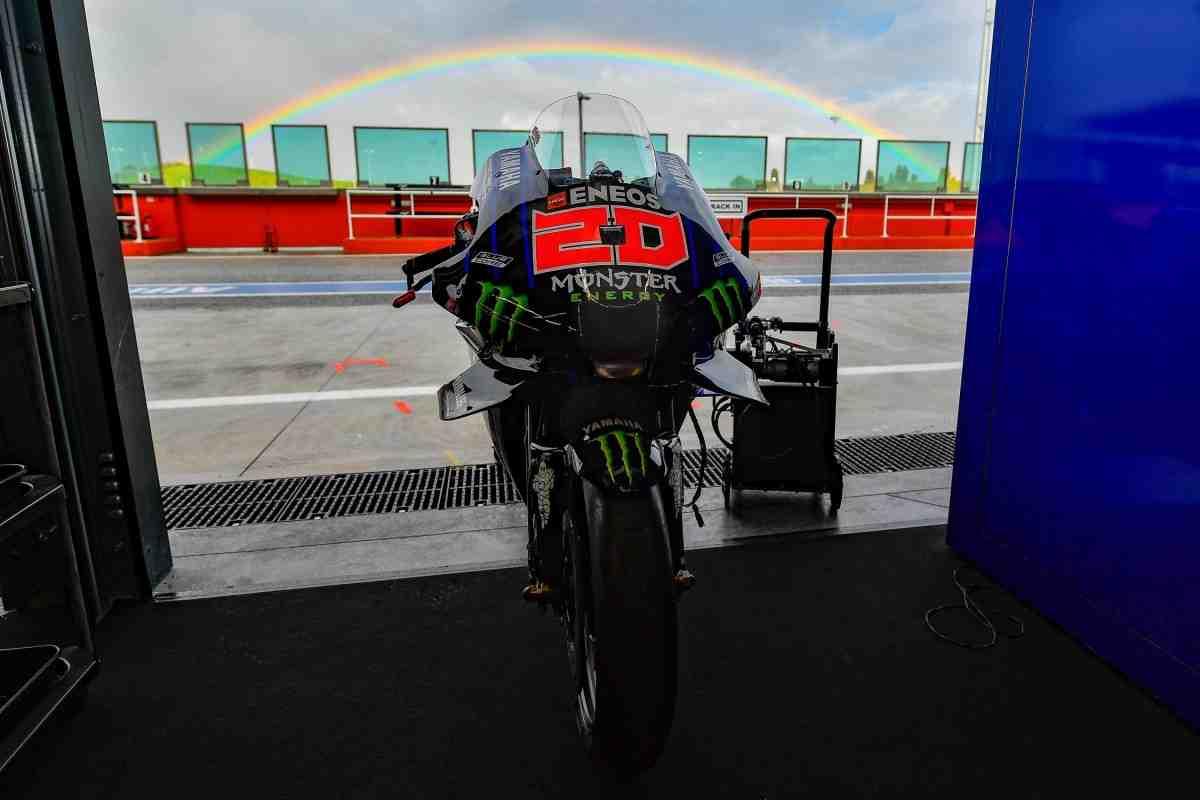 MotoGP: Yamaha и Фабио Куартараро ждут от Довициозо совет эксперта дождевых гонок