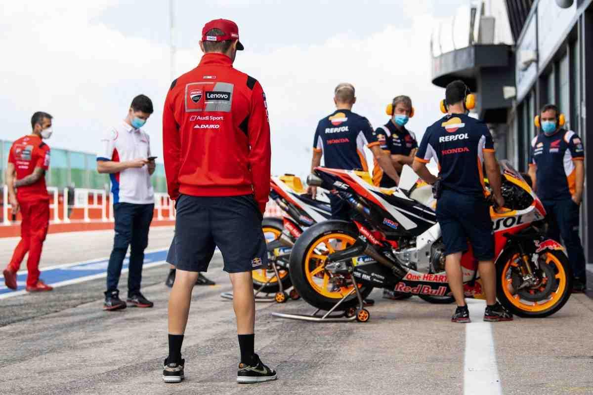 Первые тесты MotoGP сезона-2022 в Мизано: фотографии и комментарии