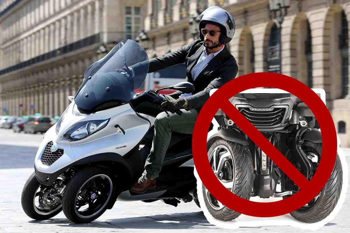 Piaggio �������� � Peugeot Motorcycles �1.5 ��� � ��������� ������� �������������� � ������