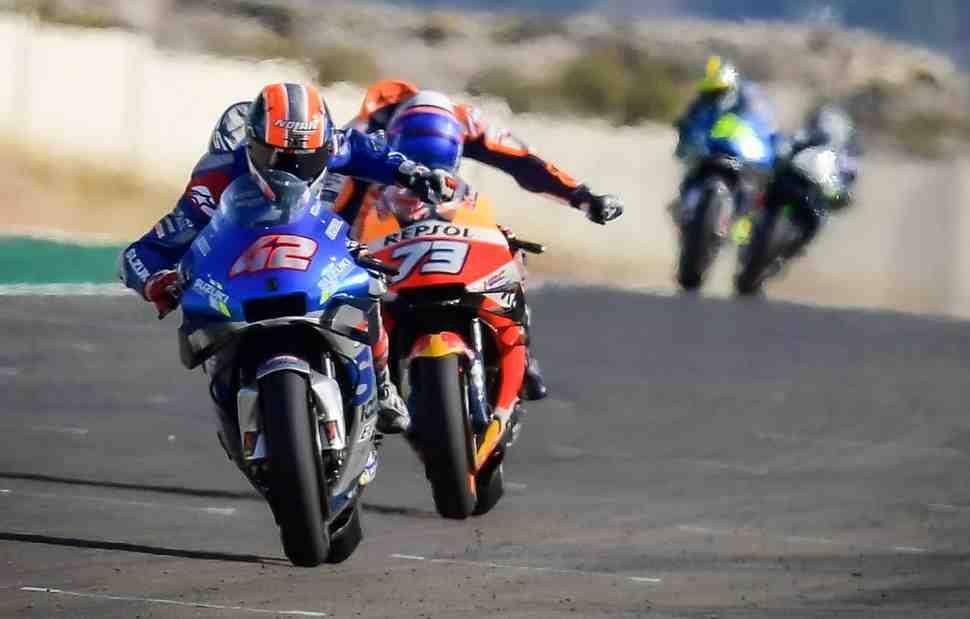 Гран-При Теруэля по MotoGP - внимание: новое расписание и переход на зимнее время!