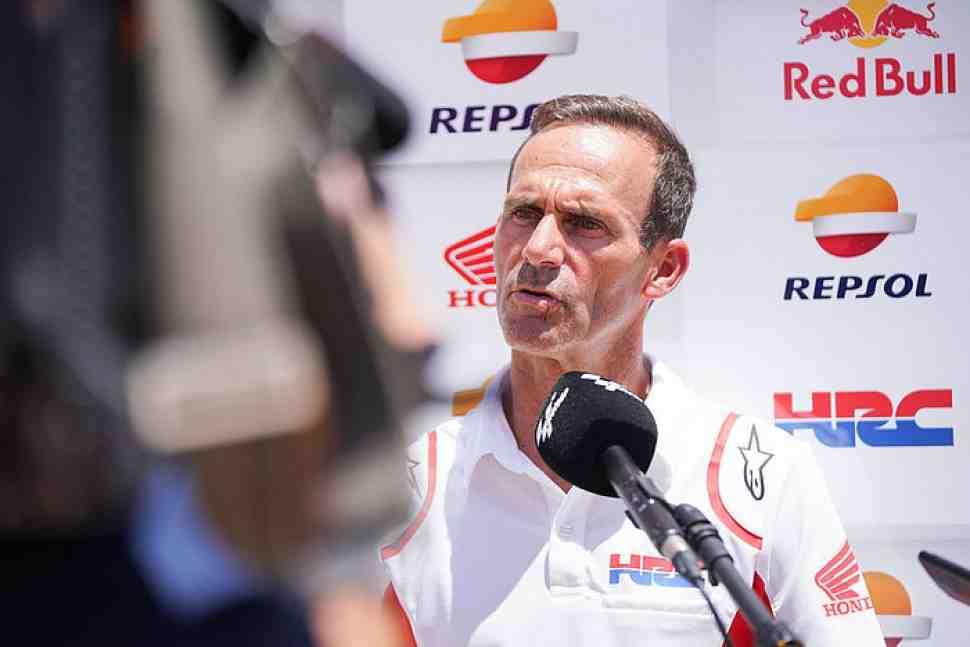 MotoGP: Honda поспешила опровергнуть слух о новой операции для Марка Маркеса