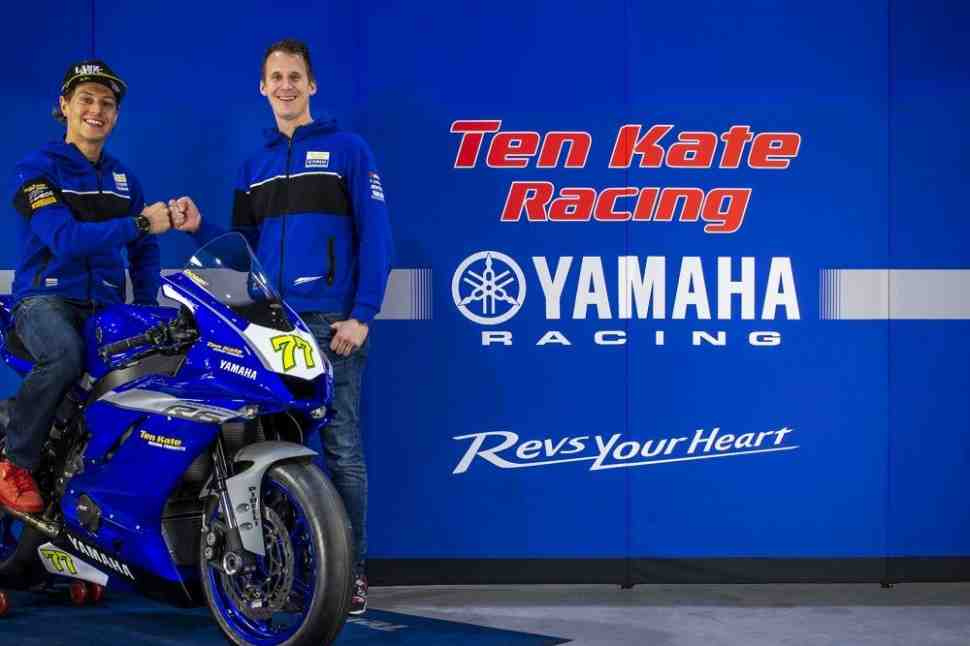 Ten Kate ������������ � World Supersport � Yamaha