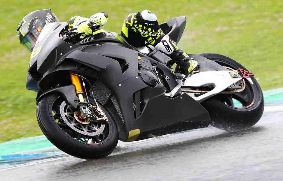����� Honda Fireblade CBR1000RR-R SBK �� ������ WSBK � ������: ����������