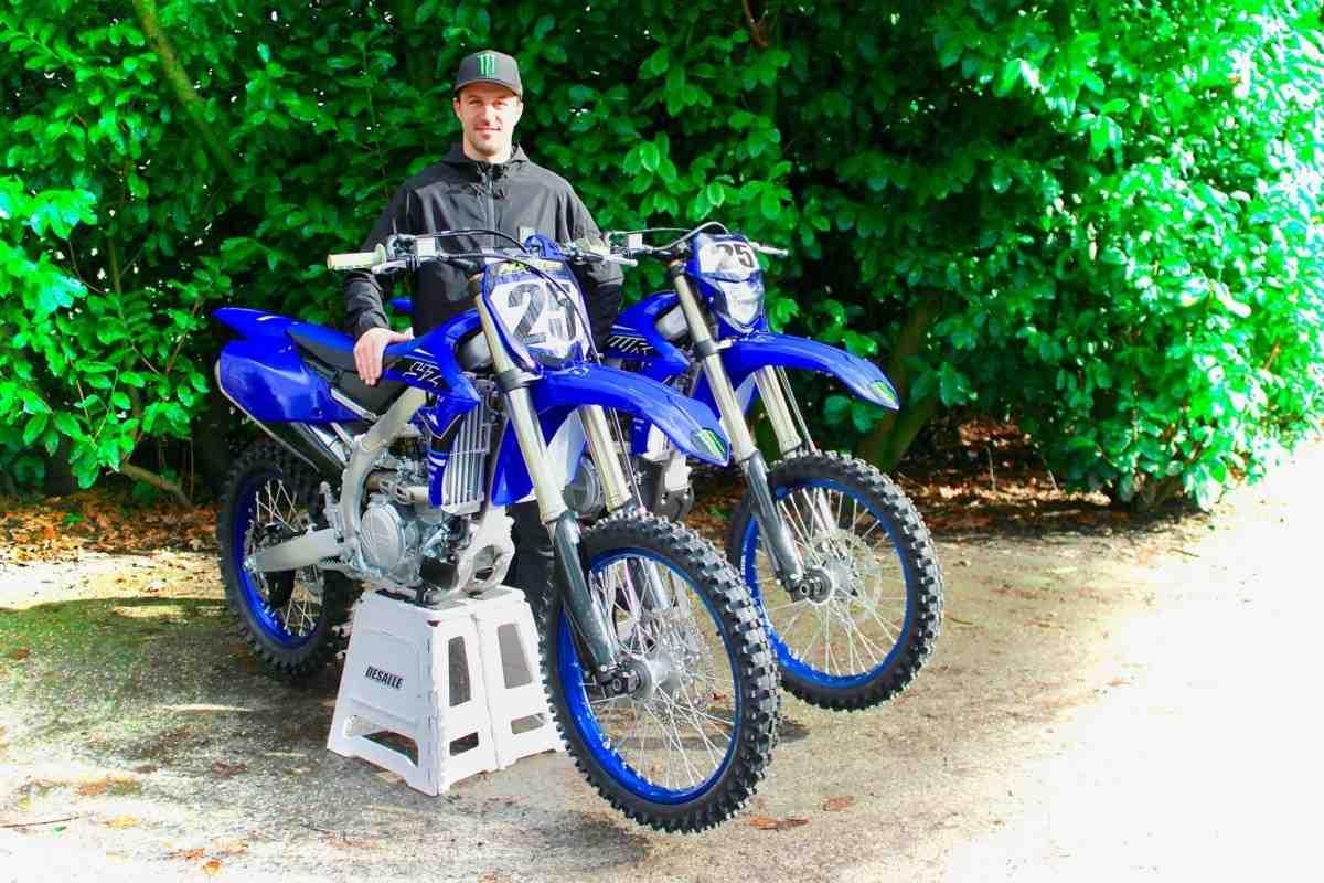 Внезапно: звезда MXGP Клеман Дессаль стал послом Yamaha в мире мотокросса и эндуро