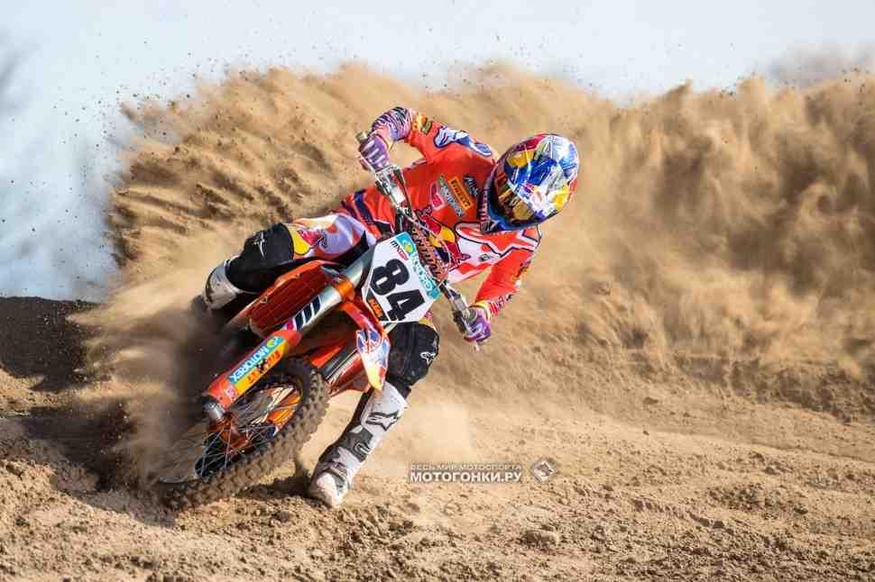 Мотокросс: накануне 3-го этапа ЧМ - Гран-При Испании MXGP на новой трассе Red Sand