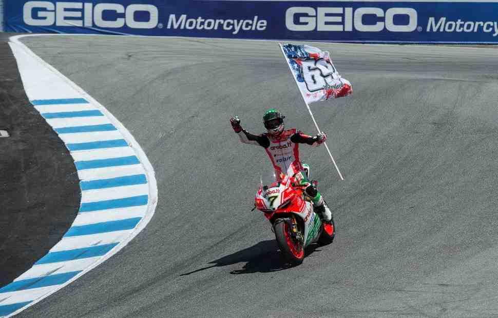 Знаменитый автодром Mazda Raceway Laguna Seca переименован