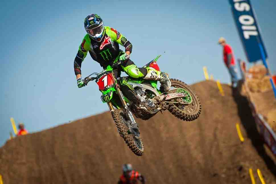 AMA Motocross 450: Элай Томак - победитель 1-го этапа чемпионата Америки