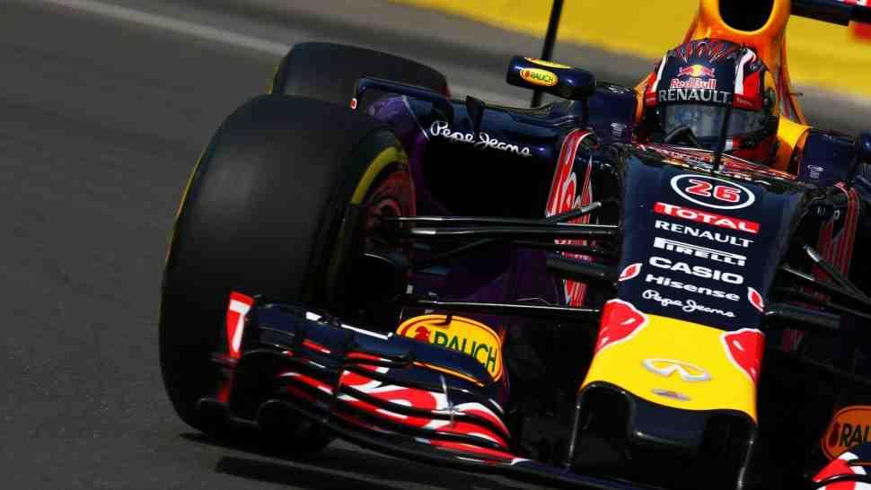 Из MotoGP в Формулу-1: Марк Маркес опробует болид Red Bull Racing