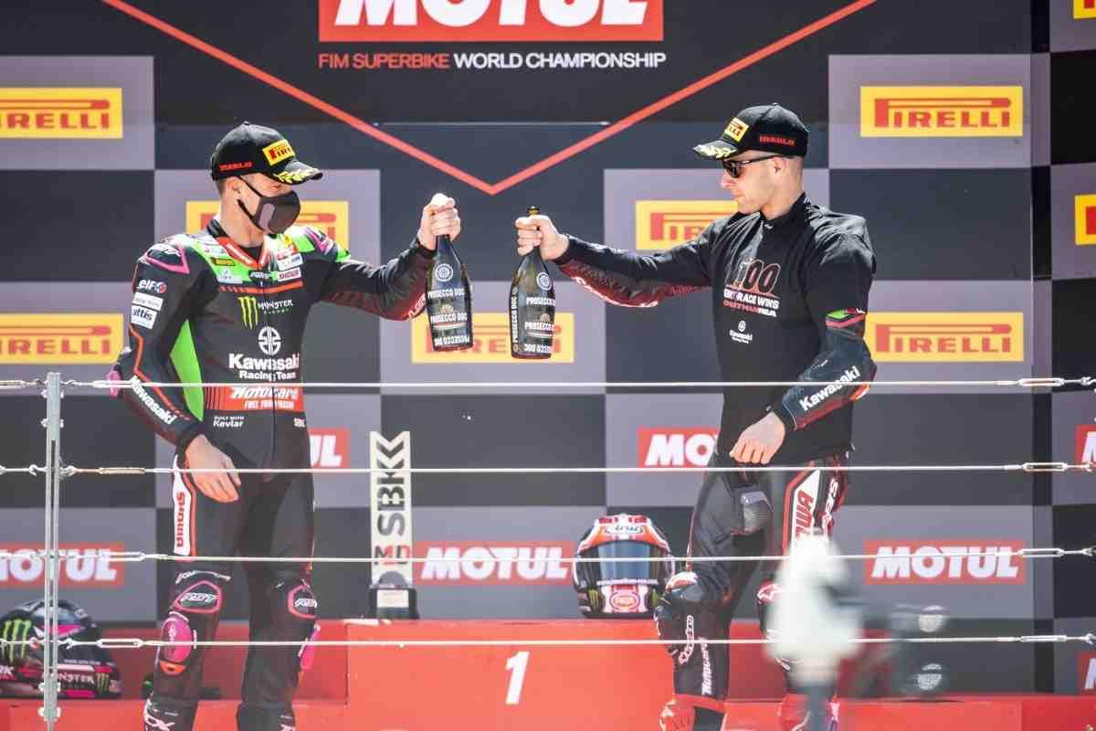�������� ��� ���� 100-� ������ � WorldSBK: Kawasaki Racing Team �������� ����� � �������