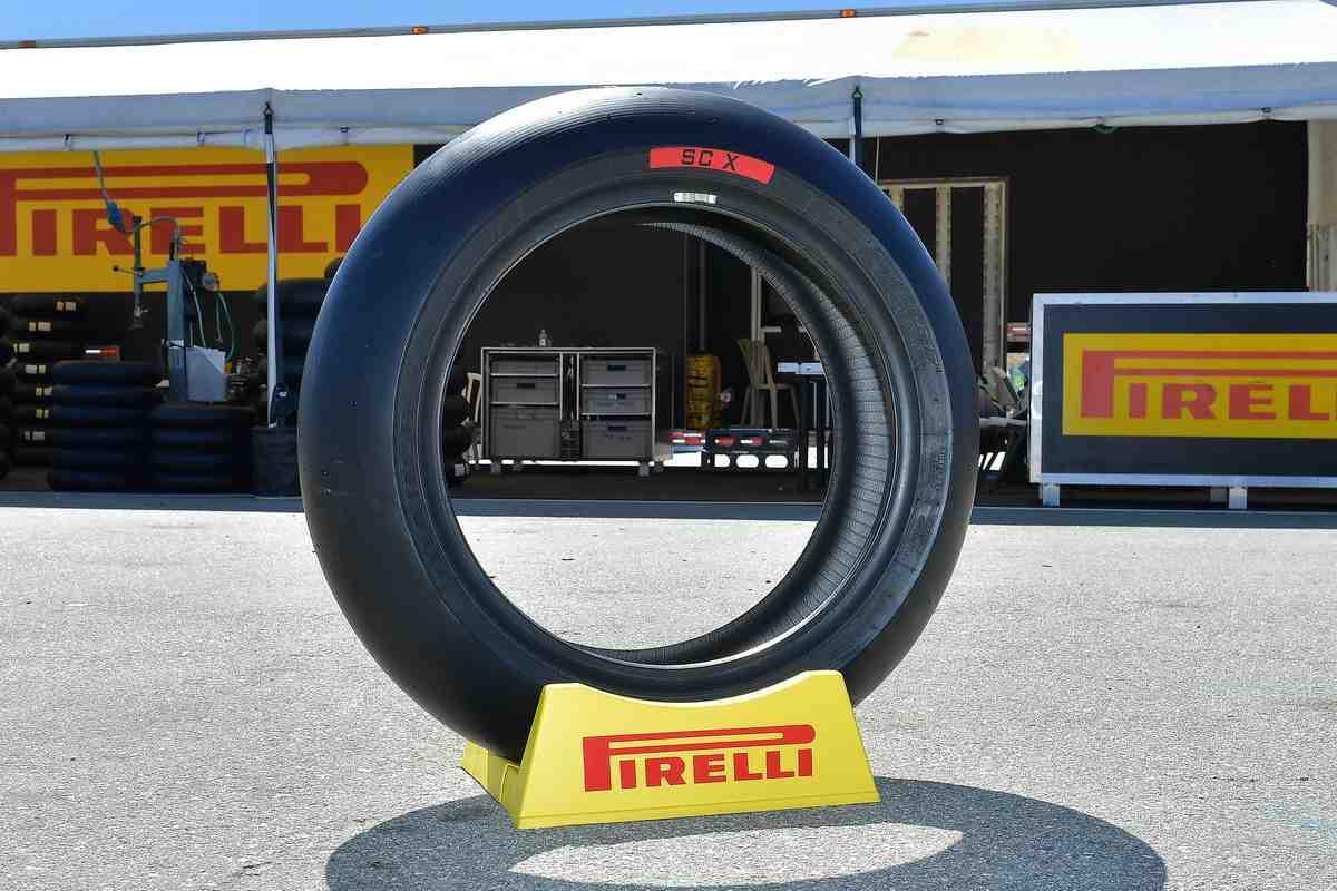 ����� Super Soft Pirelli SCX 2021 ���� ����� ������� ������� ������� �� AragonWorldSBK