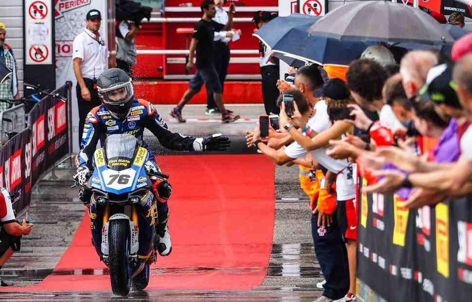 MisanoWorldSBK: ����� ��� � Ten Kate Racing- ���������� Yamaha � ������!