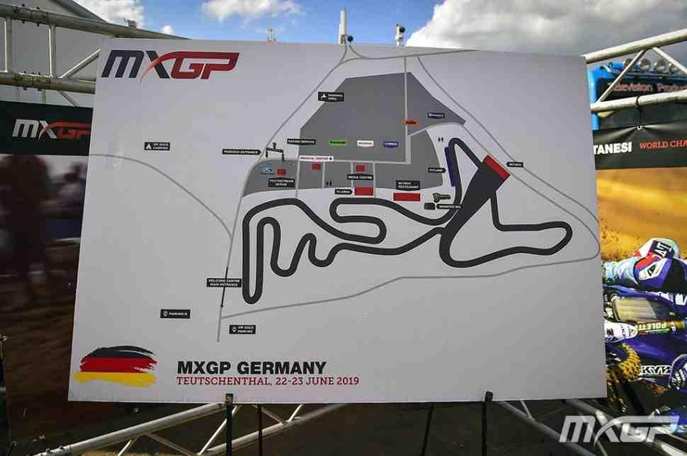Мотокросс: квалификация Гран-При Германии MXGP/MX2 - видео и результаты