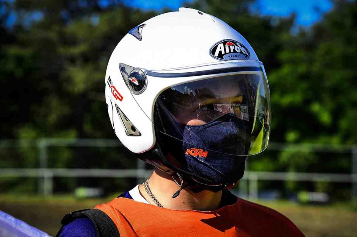 Мотокросс: маршалы в MXGP будут в шлемах Airoh