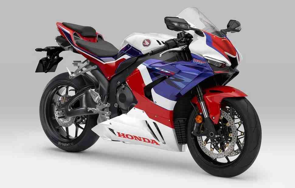 Honda CBR600RR вернется в новом облике?