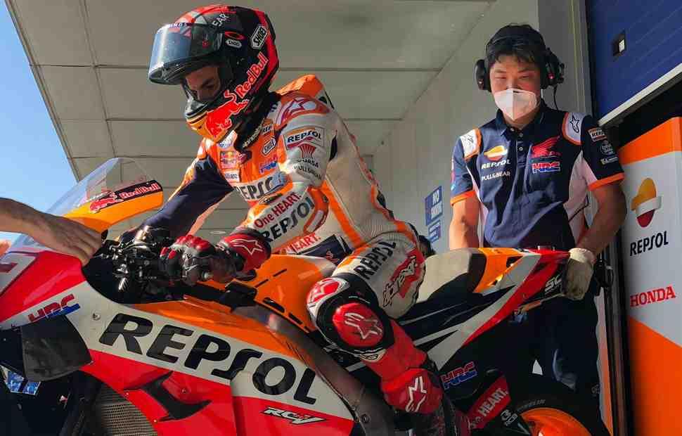 Срочно: Маркес выразил намерение вернуться на старт MotoGP сразу после операции