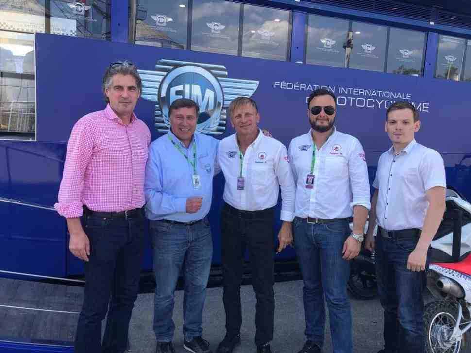 Мотокросс MXGP: Александр Джеус о результатах поездки на Гран-При Швейцарии
