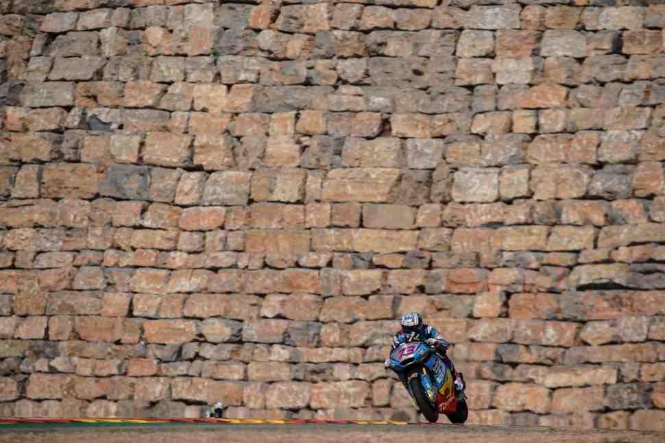 Moto2: Алекс Маркес первый после FP3 Гран-При Арагона - результаты тренировок