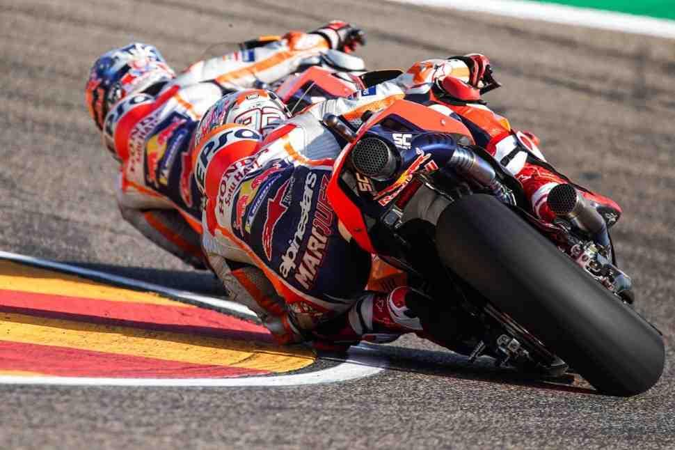 MotoGP: результаты тренировок FP1-FP3 Гран-При Арагона