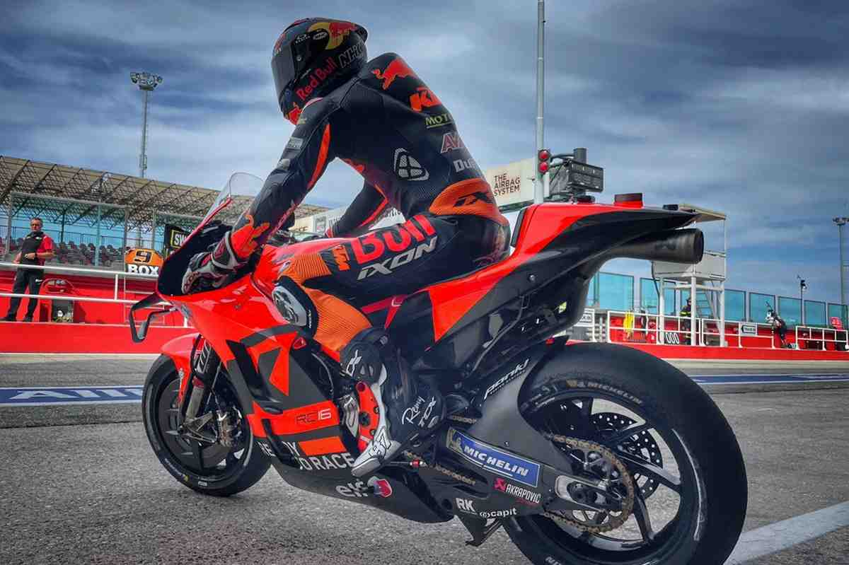 Майк Ляйтнер - о дебюте Фернандеса и Гарднера с Tech 3 KTM Factory Racing в MotoGP: хороший ход!