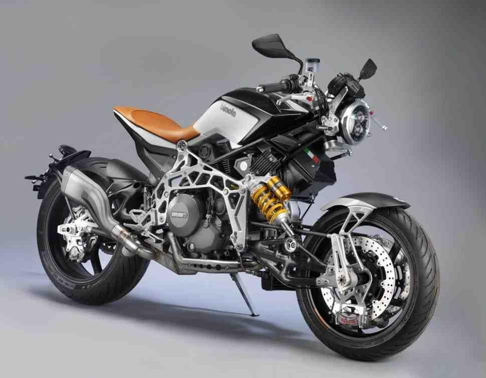 Kawasaki все же покупает Bimota