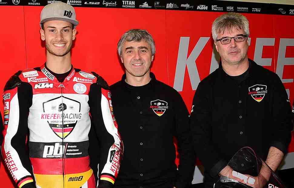 ��� ������: Kiefer Racing �������� ������������� ������ ������� � World Supersport 2020 ����