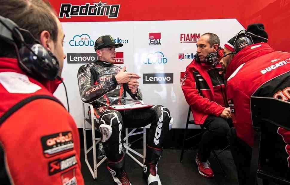 ����� ������� - � ������ � Aruba.it Racing Ducati WorldSBK: ����� ����� �������� ���������