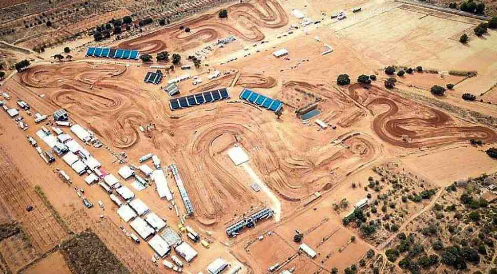 Мотокросс MXGP/MX2: хронометраж Гран-При Испании 2018 - Red Sand