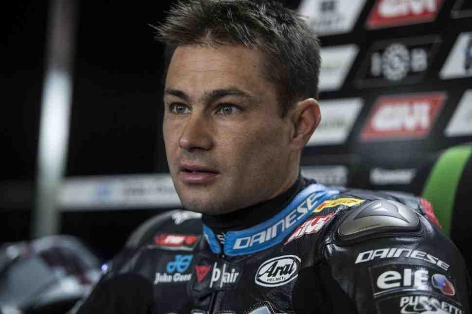 Из Британии с любовью: Леон Хезлам намерен вернуться в World Superbike